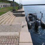 The harbour of the Flak Fort, Copenhagen