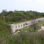 The Flak fort in the Copenhagen Fortifications
