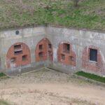 The Garderhöj Fort, the caponiere, Copenhagen fortifications