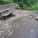 The Lynetten Battery, gun emplacement