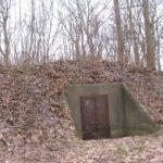 Reinforceme3nt battery at the western enceinte, Copenhagen fortifications