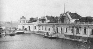 The Prövestenen Fort 1900