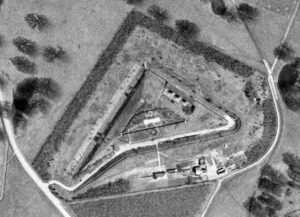 The Taarbäk Fort, Copenhagen Fortifications