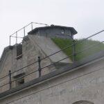The Trekroner fort, Copenhagen, observation post
