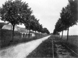 Copenhagen-Fortifications The Enceinte track