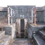 The Lynäs Fort, Machinegun post on the rampart