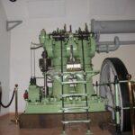 The generator engine in the Flæak Fort at Copenhagen