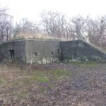 Double caponiere at the western front of the Copenhagen Fortifications