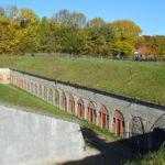 The Barracks of The Garderhöj Fort, Copenhagen fortifications