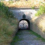 The gate at The Garderhöj Fort, Copenhagen fortifications