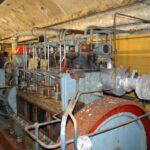 The Generator engine, the Middelgrund Fort