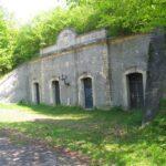 The Kastrup Fort, magazine building, Copenhagen fortifications