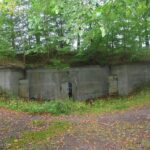 The Throat of the Eastern Ordrup Krat Battery, Copenhagen Fortifications
