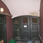 Door to the Charlottenlund Fort