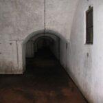 The corridor in the Tinghöj Battery, Copenhagen Fortifications